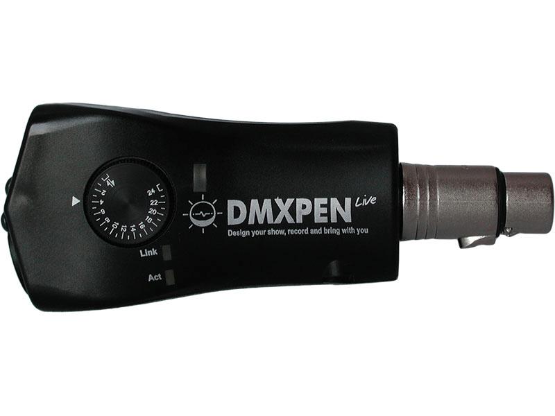 DMXPEN Live