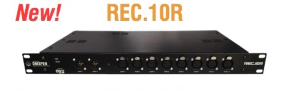 DMXPEN REC10-R