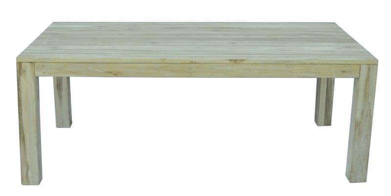 Tavolo da giardino in legno moia wrt 03w bali tavolo da for Mobili in legno da esterno