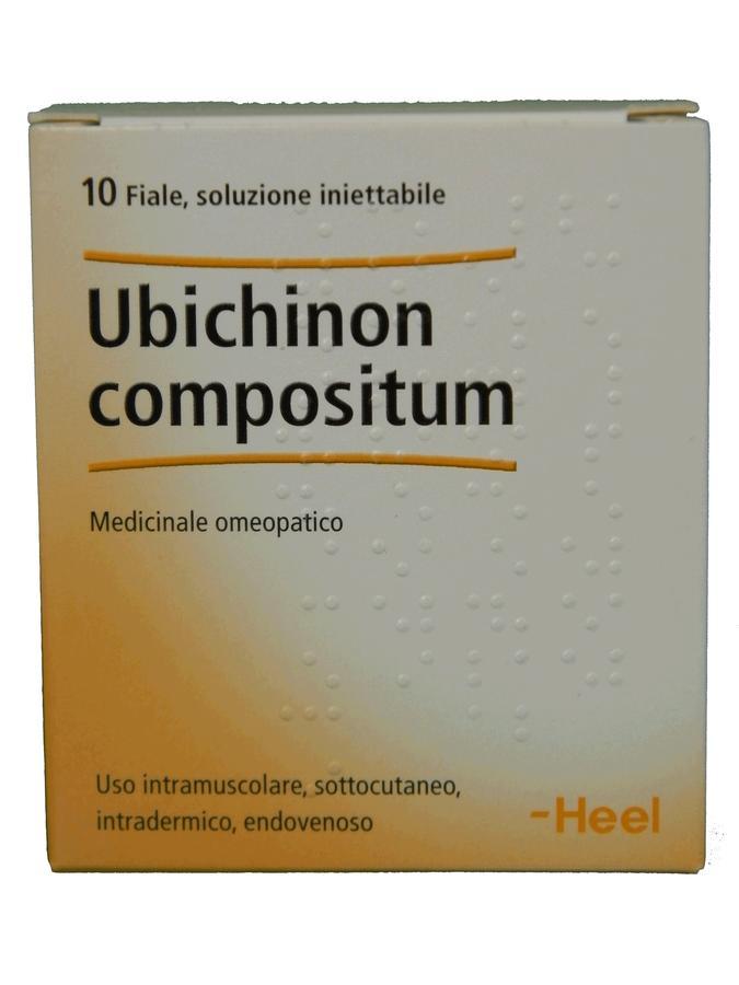 HEEL UBICHINON COMPOSITUM Fiale