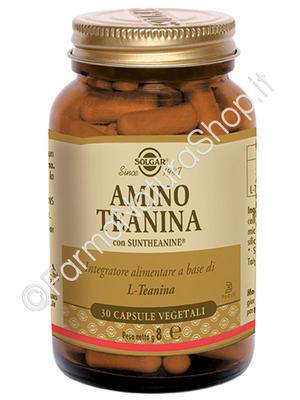 SOLGAR Amino Teanina