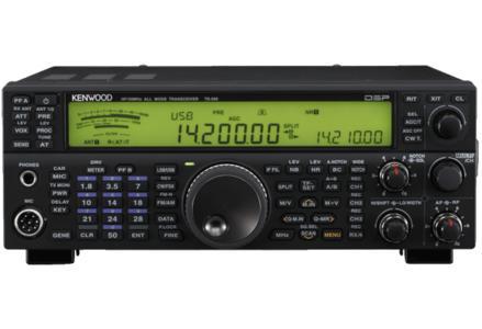 TS-590SG Kenwood