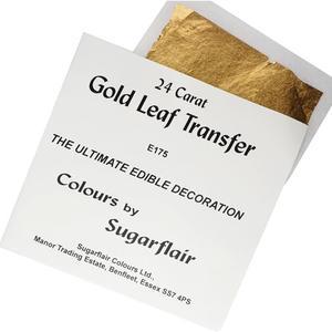 Foglia oro 24 carati commestibile