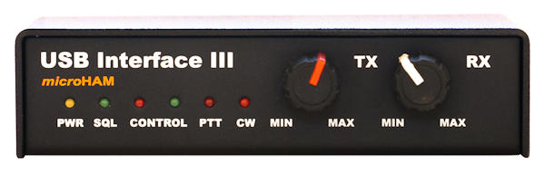 USB INTERFACE III  microHAM