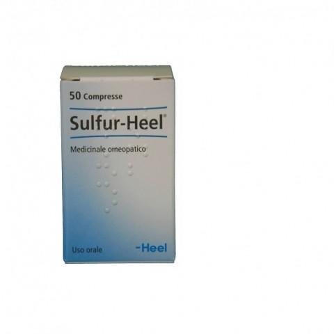 HEEL SULFUR-HEEL Compresse