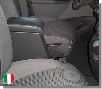 Adjustable armrest with storage for Lancia Phedra
