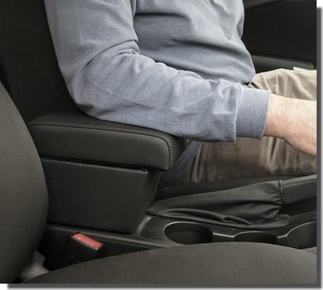 Armrest mod. LUXURY with storage for OPEL - VAUXHALL - HOLDEN Astra J (from 2010) and GTC (from 2012)