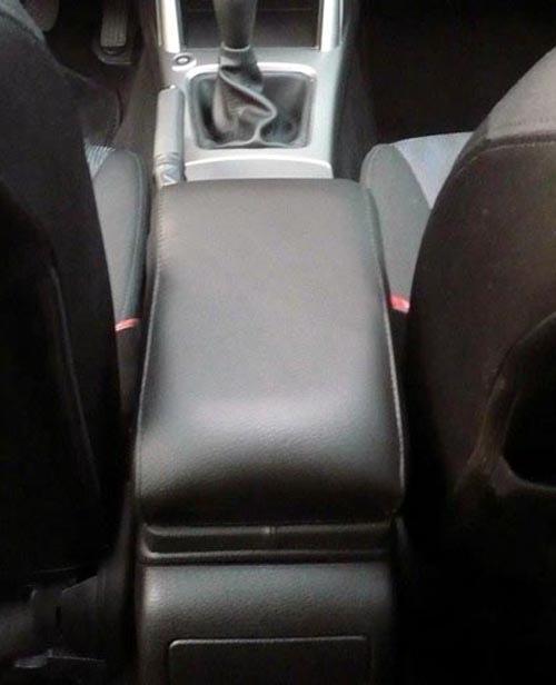 Zusätzliche Mittelarmlehne für Subaru XV (2012>) in der Länge verstellbaren