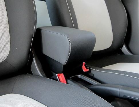 Accoudoir avec porte-objet pour Smart ForTwo - ForFour New en automobile tissu et similicuir