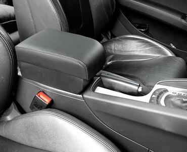 Bracciolo con portaoggetti per Audi TT (2007-2014)