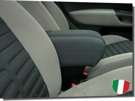 Adjustable armrest with storage for Fiat Grande Punto - Punto Evo - Punto (from 2012)