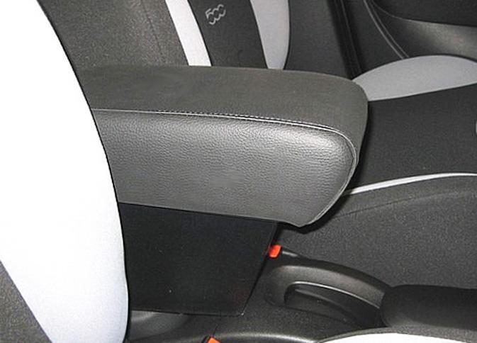 Armrest mod. XXL with storage for Hyundai I20 (from 2015)