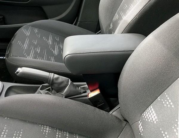 Adjustable armrest with storage for OPEL - VAUXHALL - HOLDEN CORSA E (2015-2019)