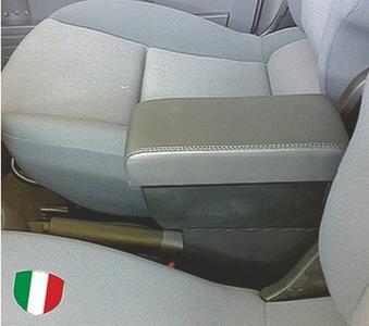 Bracciolo con portaoggetti per Toyota Aygo (2005-2013)