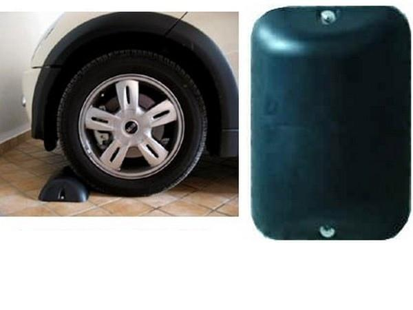 Wheel locks for parcking and garage