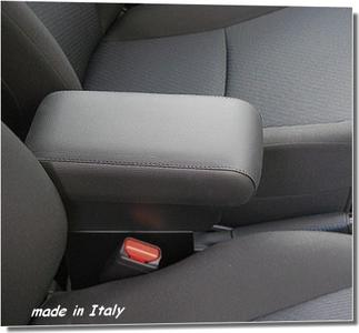 Adjustable armrest with storage for Dacia Sandero