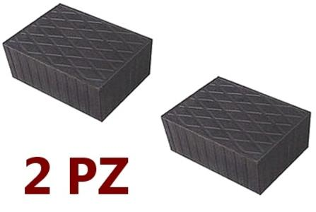 Universal Scissor Lift Rubber Pads (2 pieces)