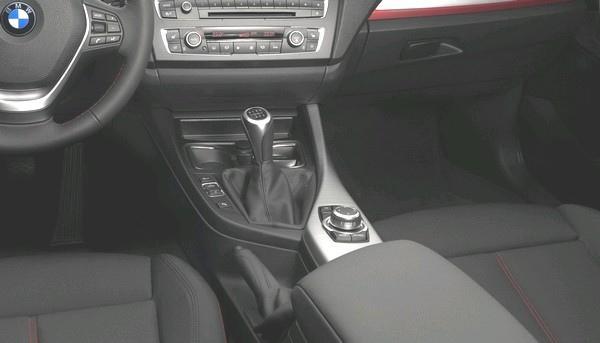 Bracciolo DESIGN SMUSSATO per BMW 1 F20-F21