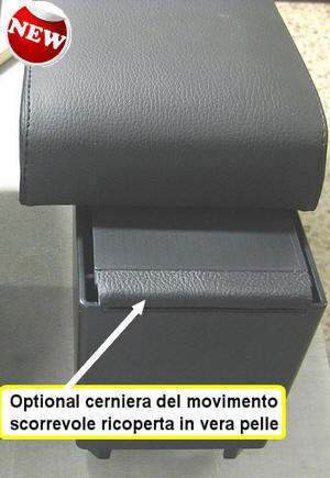 Mittelarmlehne für LR Freelander 2 (2007-2012) in der Länge verstellbaren