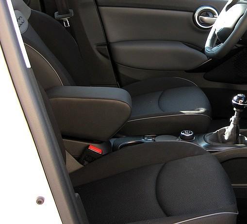 Mittelarmlehne ELEGANT für Fiat 500X in der Länge verstellbaren