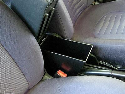 Armrest with storage for Alfa Romeo Mito (2008-2013)