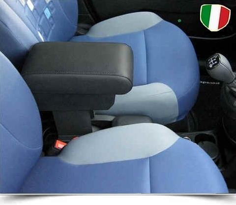 Bracciolo con portaoggetti per Fiat Panda New (dal 2012)
