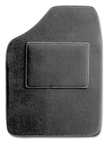 Tappeti in vero velluto su misura per Fiat 500