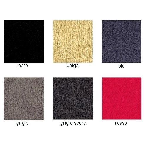 Tappeti in vero velluto su misura per Mini One Cooper (2007-2013)
