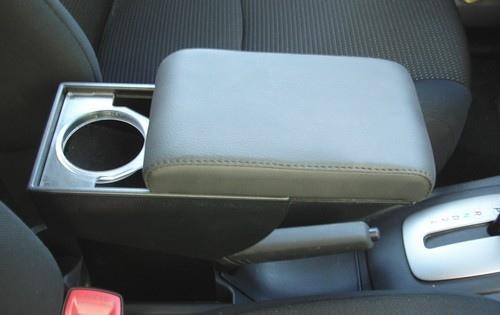 Mittelarmlehne für Daihatsu Terios (2006>) in der Länge verstellbaren