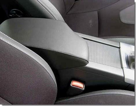 Zusätzliche Mittelarmlehne für Volvo XC60 - V60 - S60