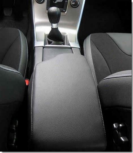 Zusätzliche Mittelarmlehne für Volvo XC60 - V60 - S60 I (2008-2016)