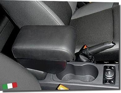 Adjustable armrest with storage for Ford Focus (from 2011)