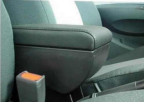 Bracciolo regolabile con portaoggetti per Opel Astra GTC (2005-2011)