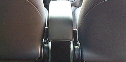 Armrest with storage for Renault Modus and Grand Modus