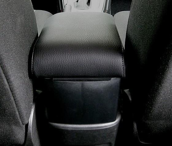 Accoudoir réglable en longueur avec porte-objet pour Opel Astra J (2010>) et GTC (2012>)