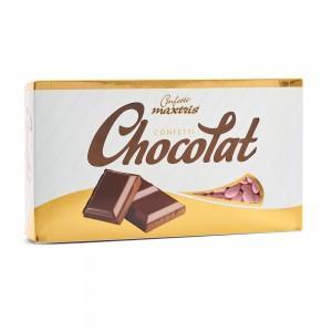 Confetti cioccolato rosa 1 kg Maxtris