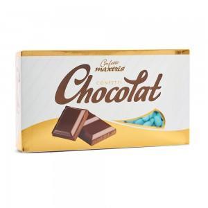 Confetti cioccolato azzurri 1 kg Maxtris