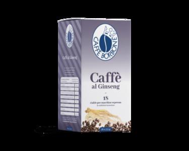 Caffè Borbone al Ginseng Cialde