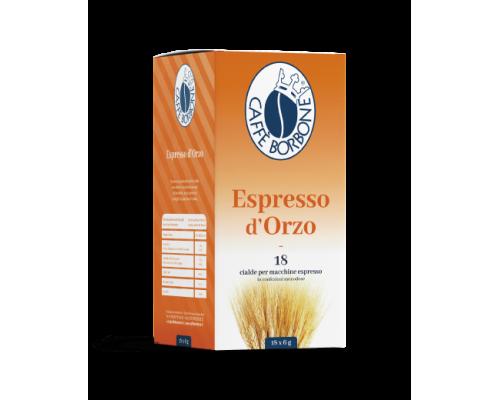 Caffè Borbone d'Orzo Cialde