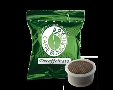 Caffè Borbone Decaffeinato Capsule compatibili Lavazza Espresso Point