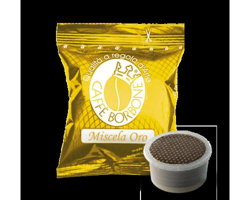 Caffè Borbone Miscela Oro Capsule compatibili Lavazza Espresso Point