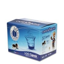 Caffè Borbone Don Carlo Miscela Blu Capsule compatibili Lavazza a modo mio