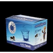 Caffè Borbone Respresso Miscela Blu Capsule compatibili Nespresso