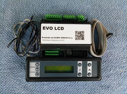 KIT COMPLETO DUEPI GROUP EVO LCD