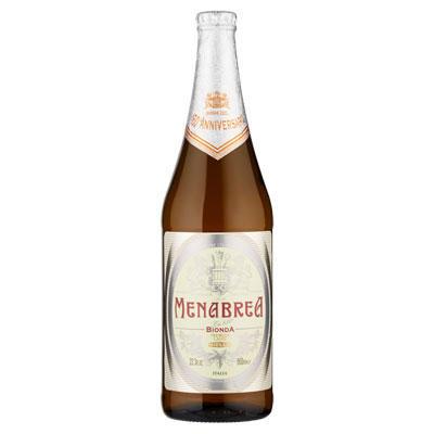 Birra Menabrea 0,66lt x 15 bott.
