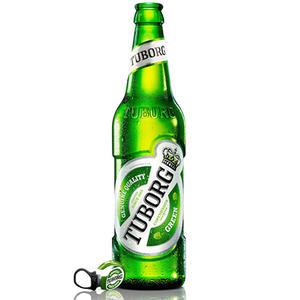 Birra Tuborg 0,66lt x 15 bott.