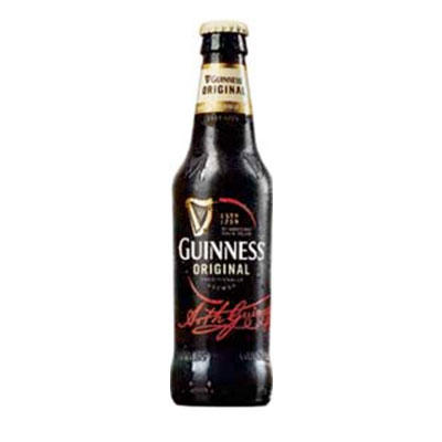 Birra Guinnes 0,33lt x 24 bott.