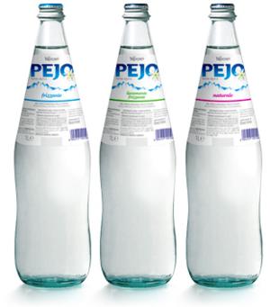 Acqua Pejo 1lt x 12 bott.