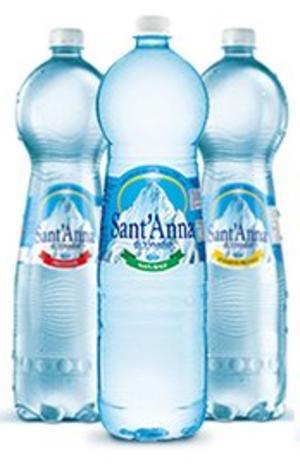Acqua Sant'anna 1,5lt x 6 bott.