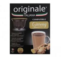 Originale Italiana Ginseng Capsule compatibili Nescafè Dolce Gusto